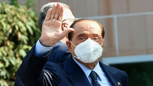 Бившият собственик на Милан и премиер на Италия Силвио Берлускони