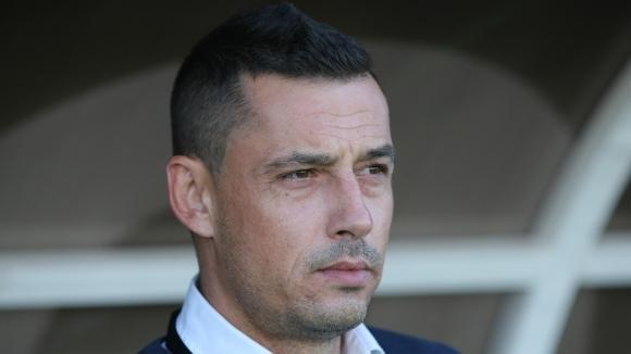 Наставникът на Етър Александър Томаш остана доволен от първата победа