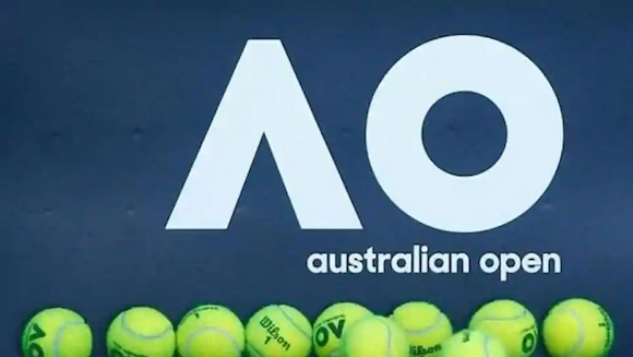 Началото на Откритото първенство на Австралия през 2021 година ще