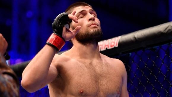 Непобеденият шампион в лека категория Хабиб Нурмагомедов няма интерес за