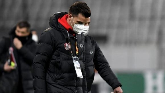 Временният треньорът на ЧФР Клуж Мариуш Билашку смята, че равенството