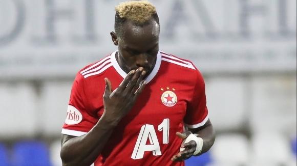 Белгийският Льовен ще се опита да привлече нападателя на ЦСКА-София