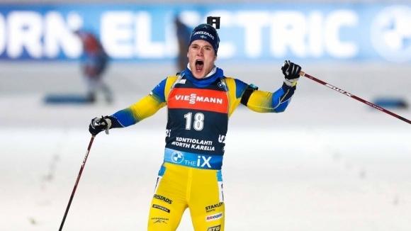 Шведът Себастиан Самуелсон постигна първа индивидуална победа в кариерата си