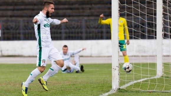 Старши-треньорът на Янтра - Костадин Ангелов, не скри задоволството си
