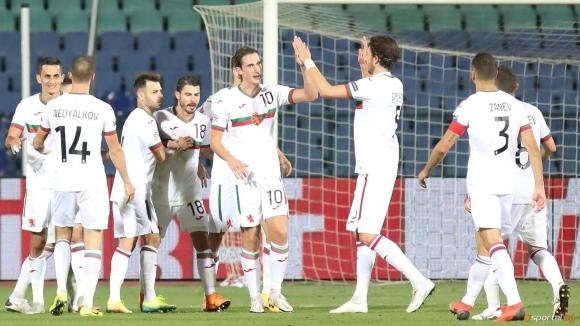 Националният отбор на България попадна в група