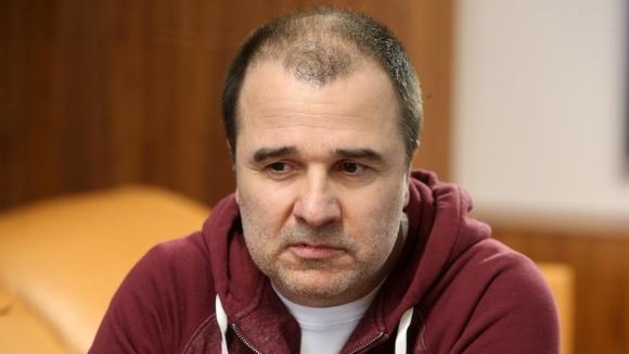 Собственикът на efbet Цветомир Найденов, който е основен спонсор на