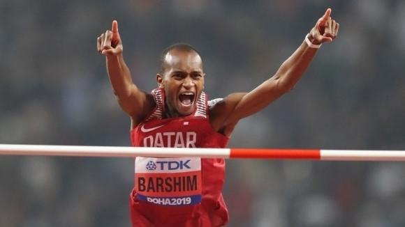 Двукратният световен шампион в скока на височина Мутаз Есса Баршим