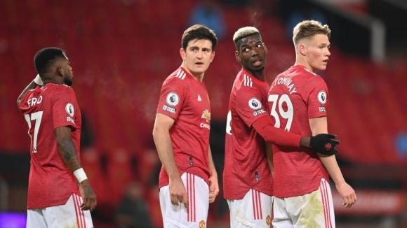 Манчестър Юнайтед осъществи един от най-големите си трансферни удари в