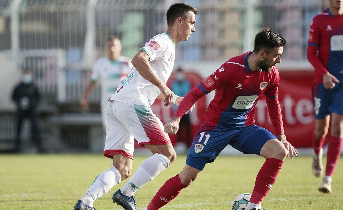 Футболният отбор на Борац (Баня Лука) е спрян от участие