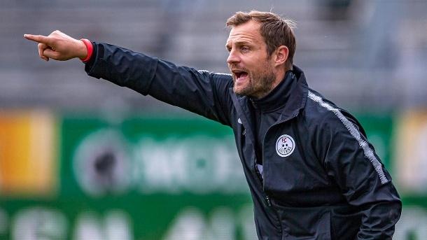 Датчанинът Бо Свенсон беше назначен за старши треньор на предпоследния