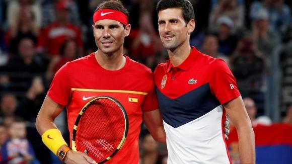 Световният номер 1 в мъжкия тенис Новак Джокович ще бъде