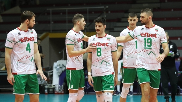 Днес мъжкият национален отбор на България се изправя срещу отбора