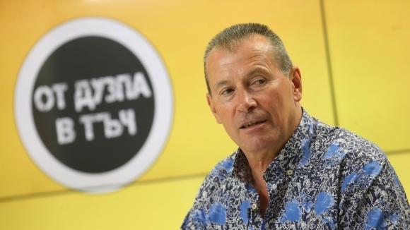 Бившият играч и изпълнителен директор на ЦСКА Георги Илиев заяви,