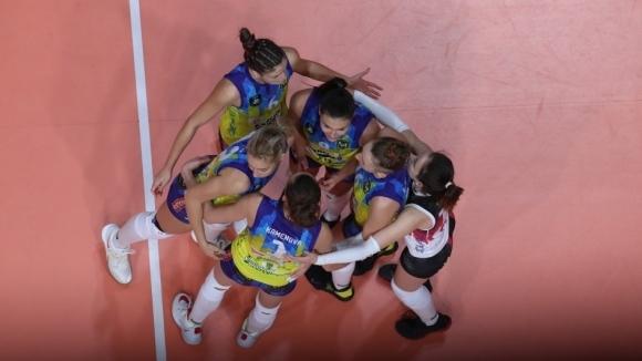 Волейболният шампион на България Марица (Пловдив) ще играе две контроли