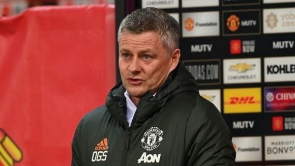 Мениджърът на Манчестър Юнайтед Оле Гунар Солскяер заяви, че най-вероятно