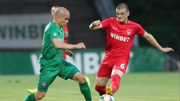 Новият защитник на Ангел Лясков даде интервю пред клубния сайт