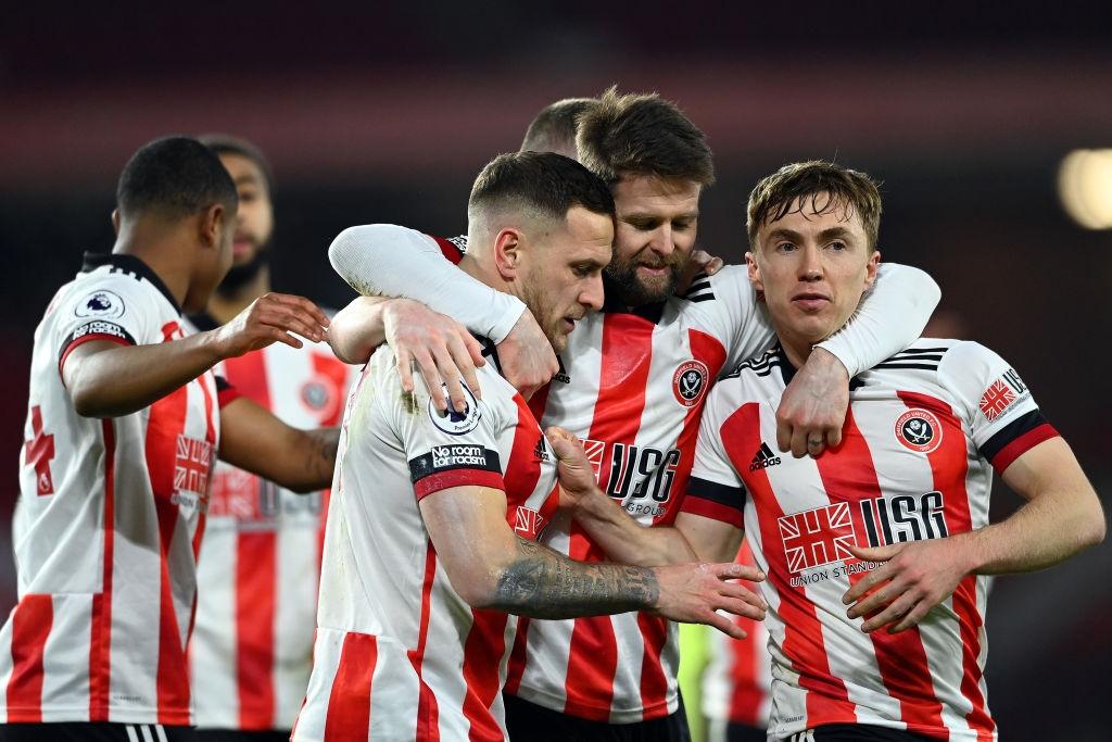 Шефилд Юнайтед постигна първата си победа във Висшата лига от