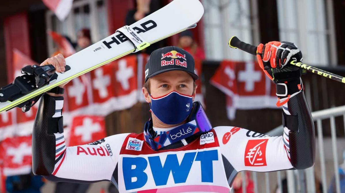 Световното първенство по ски алпийски дисциплини, което трябва да се