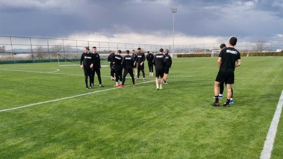 Отборът на Септември(Симитли)проведе първата си тренировка в Турция. Възпитаниците на