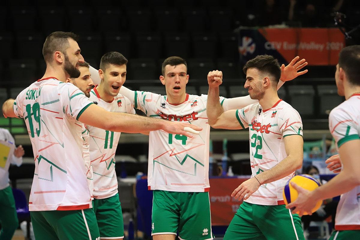 Възпитаниците на Силвано Пранди от националния отбор на България по