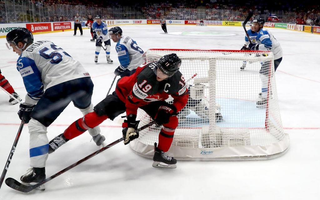 Хокейната асоциация на Латвия е направила предложение до Международната федерация