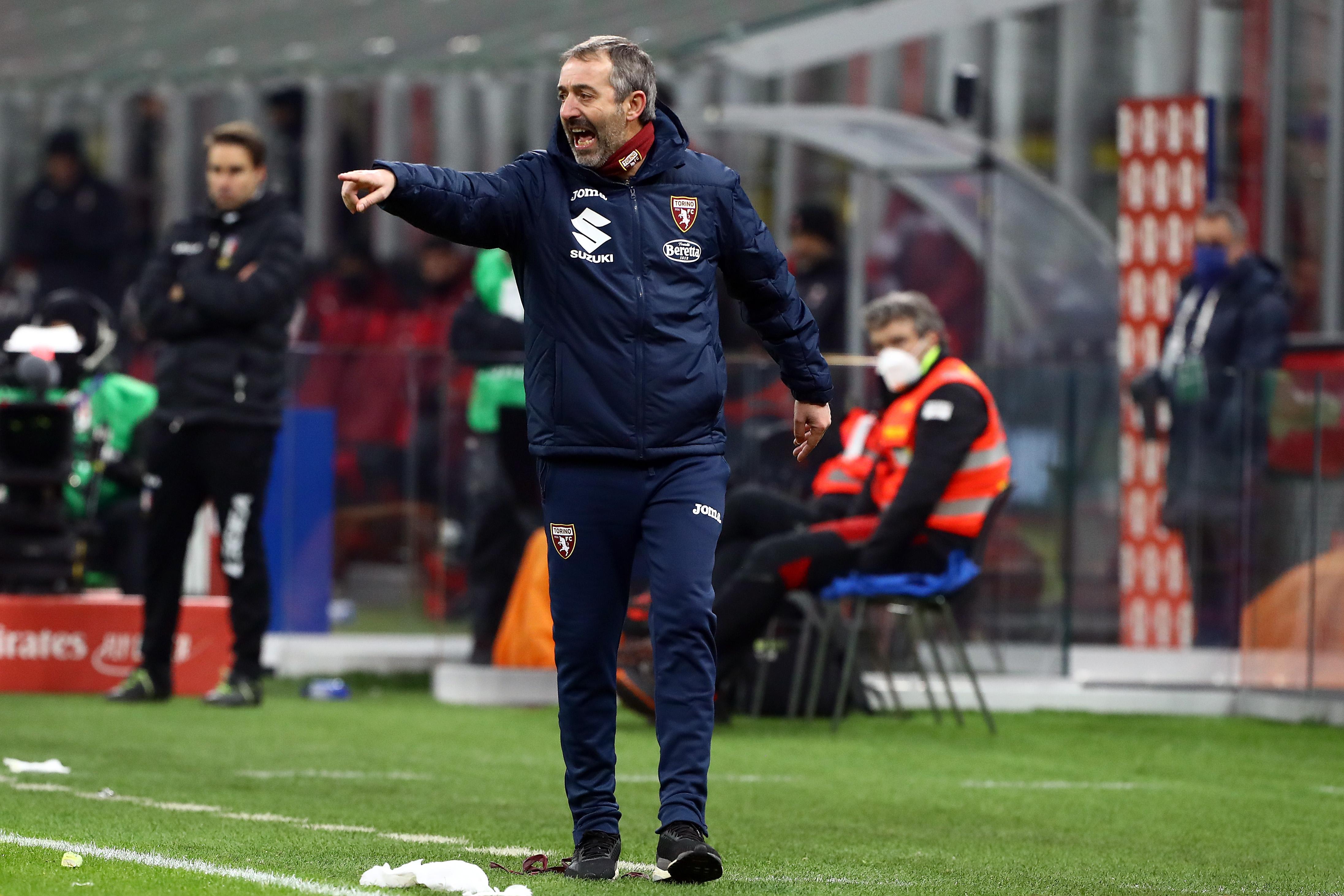Треньорът на Торино Марко Джампаоло очаква сериозен сблъсък срещу Специя