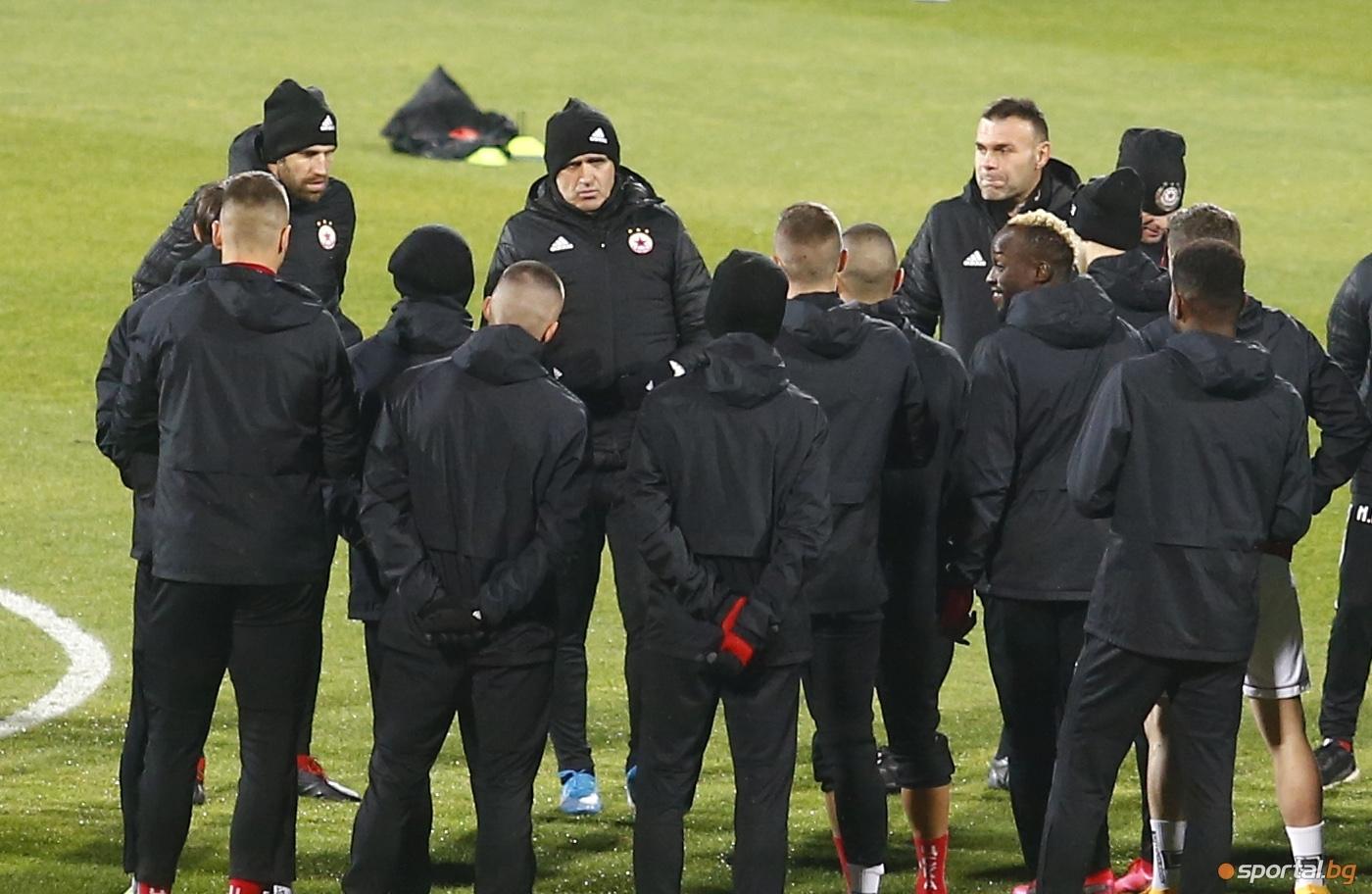 ЦСКА-София ще играе контрола със Струмска слава на 25 януари,