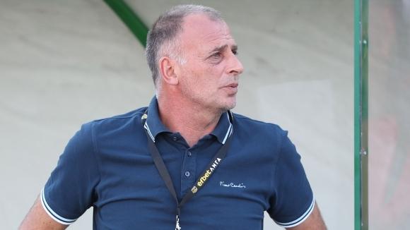Треньорът на Ботев (Враца) Антони Здравков коментира хода на зимната