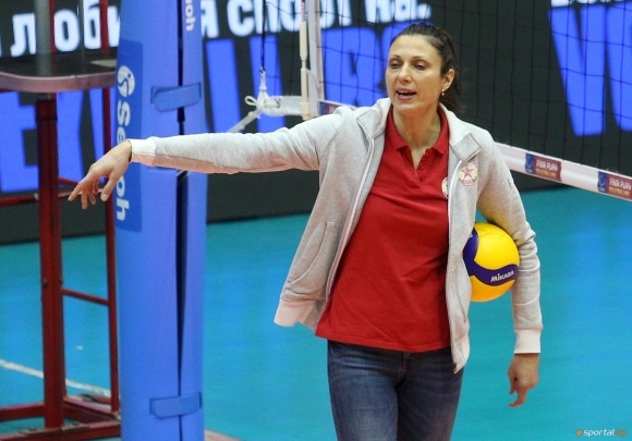 Волейболистките на ЦСКА надиграха Славия с 3:0, в мач от