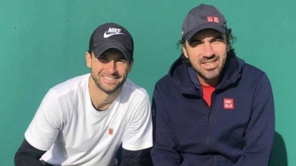 Най-добрият български тенисист Григор Димитров остава без услугите на своя