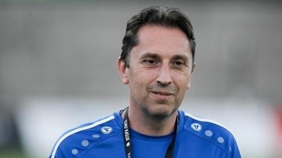 Треньорът на Атанас Атанасов даде интервю след съботната тренировка на