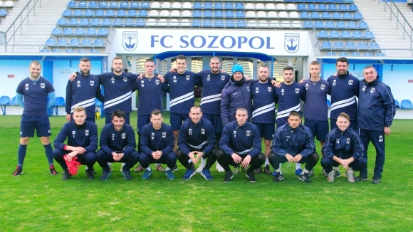 Отборът на Созопол гостува на Верея, на 20 януари, от
