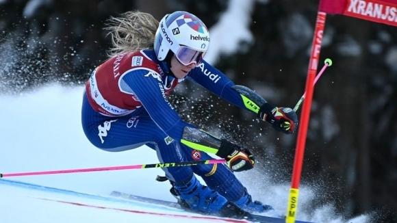 Новата надежда и гордост на италианските алпийски ски Марта Басино
