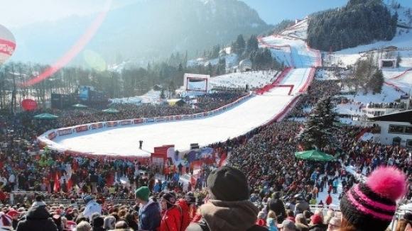 Състезанията от световната купа по алпийски ски в австрийския курорт