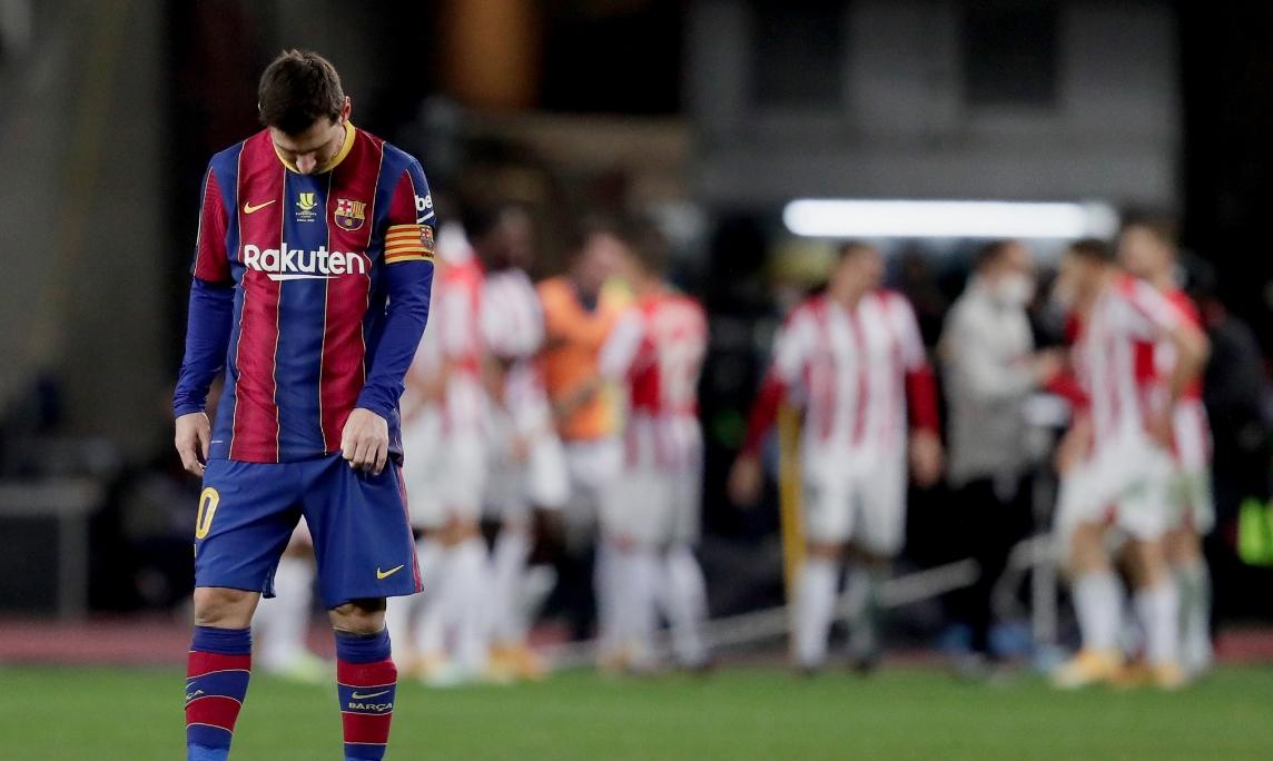 Отборите на Барселона и Атлетико Билбао излизат във финала за
