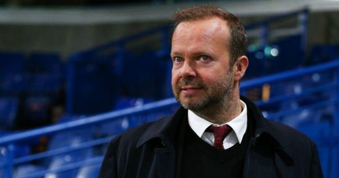 Вице-президентът на Манчестър Юнайтед Ед Уудуърд е обещал на мениджъра