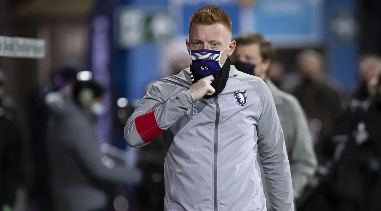 Първодивизионният белгийски отбор Беершот назначи 28-годишния англичанин Уил Стил за