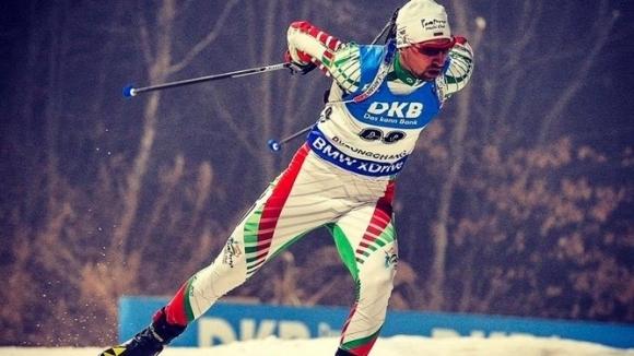 Българският отбор по биатлон, който прекара 10 дневна карантина в