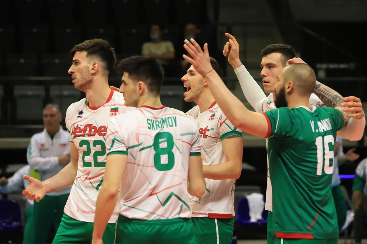 Двама български волейболисти окупираха първите места в индивидуалните класации след