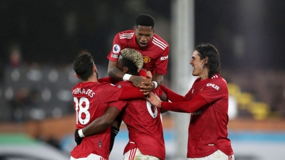 Манчестър Юнайтед гостува на в двубой от 18-ия кръг на