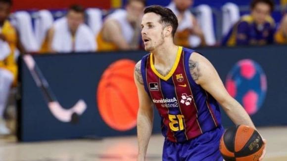 Баскетболният отбор на Барселона официално се раздели с френския национал