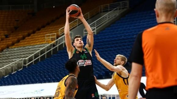 Отборът на Панатинайкос записа седмата си победа за сезона в