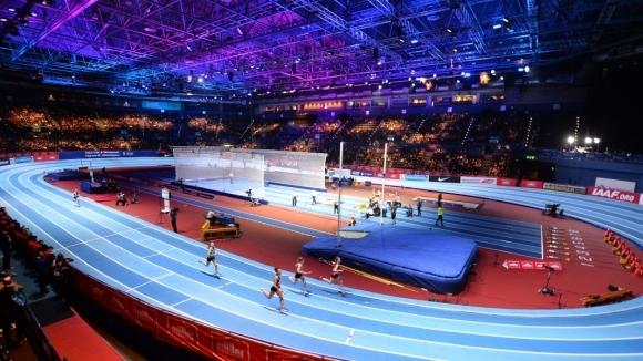 Първенството на Великобритания по лека атлетика в зала, което трябваше
