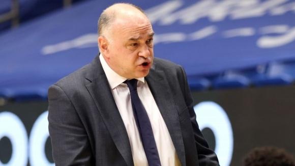 Старши треньорът на баскетболния Реал Мадрид Пабло Ласо заяви, че