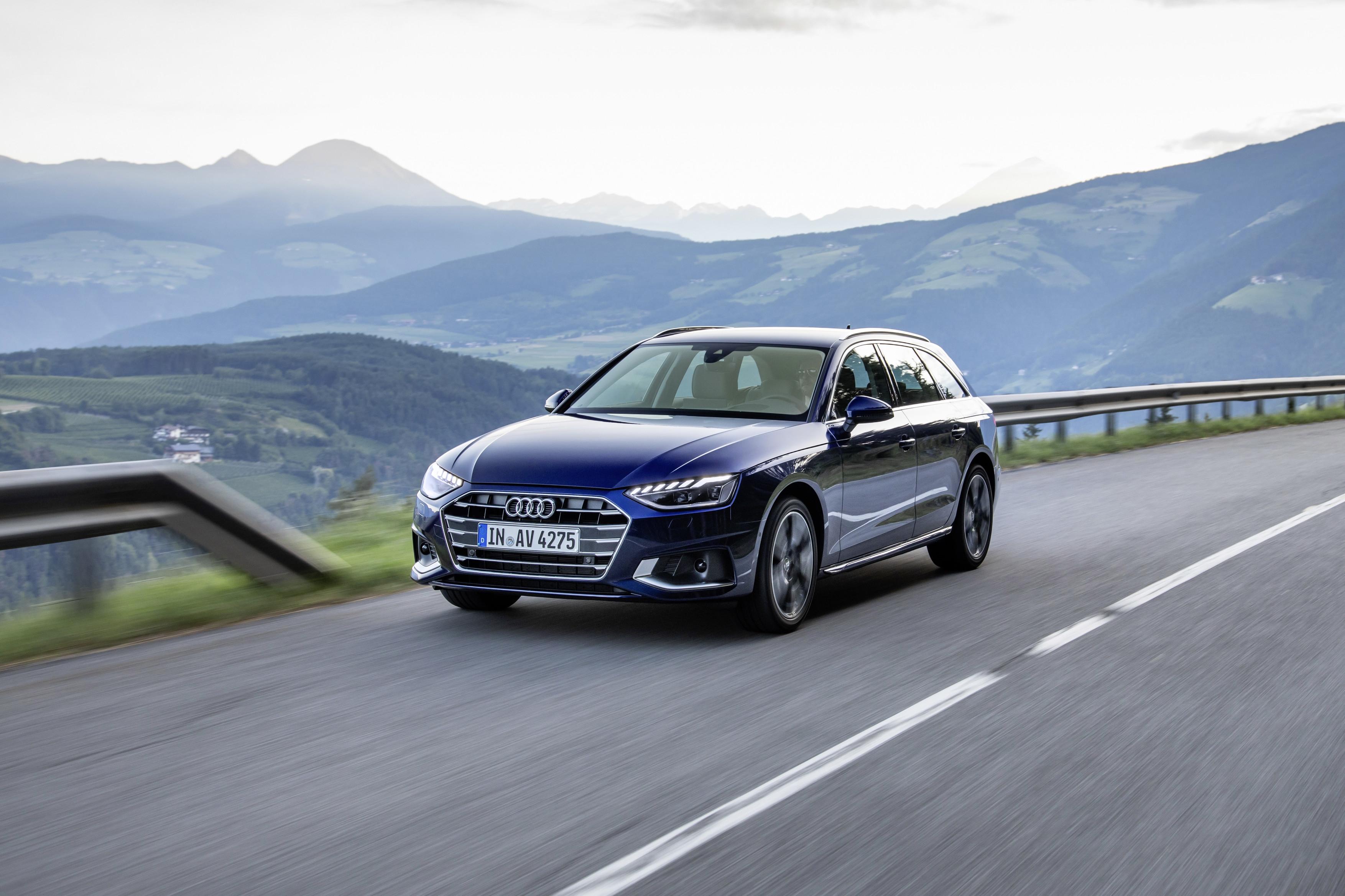 С началото на календарната 2021 година Audi приведе цялата си