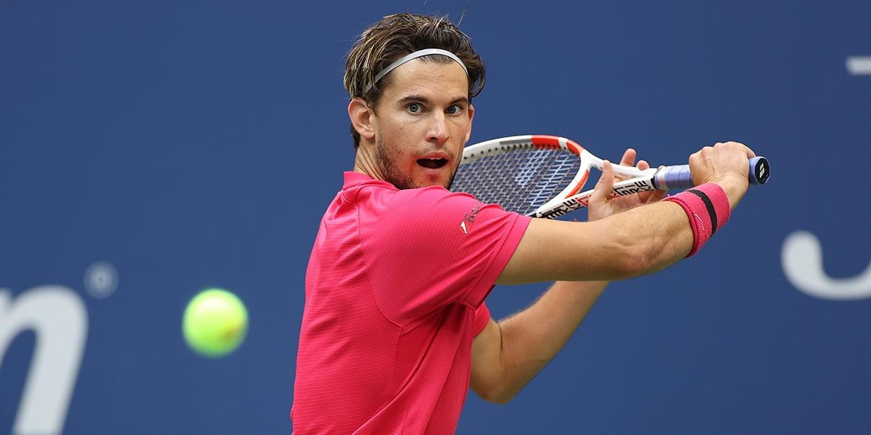 Австрийският тенисист Доминик Тийм говори за целите си през 2021