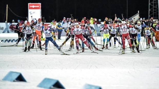 Световният шампион Франция спечели щафетата на 4 по 7.5 км