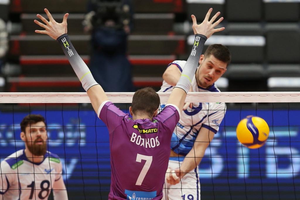 Отборът на Зенит (Санкт Петербург) не прости на вицешампиона Зенит