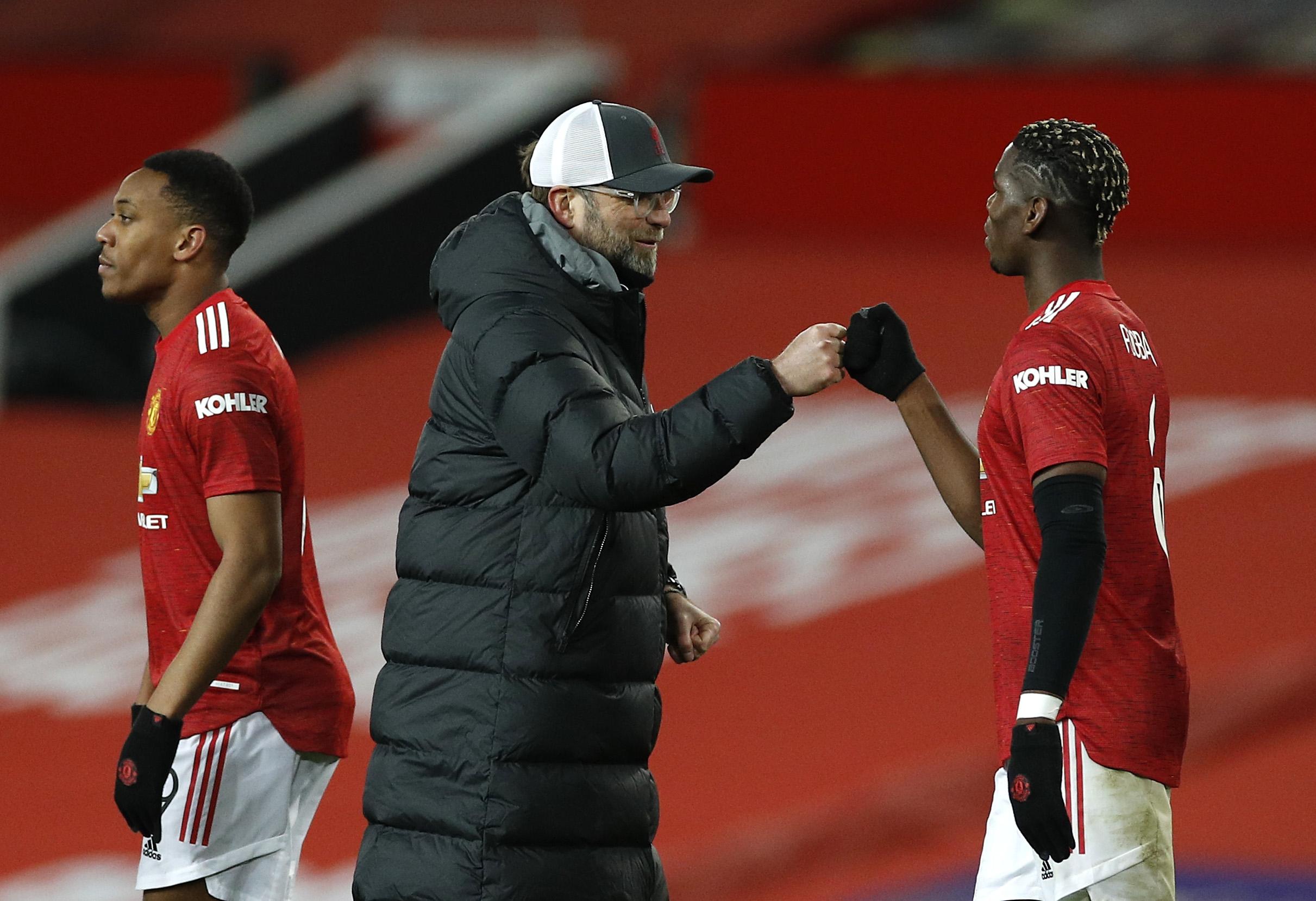 Мениджърът на Ливърпул Юрген Клоп беше настроен критично след загубата