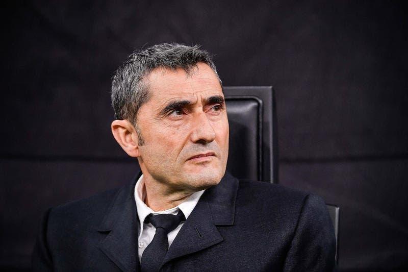 Бившият треньор на Барселона Ернесто Валверде е спряган за нов